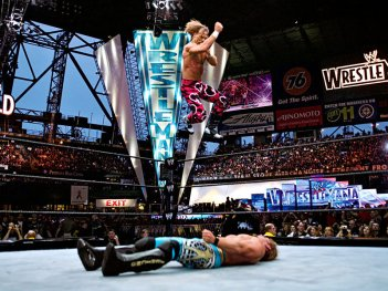 WrestleMania 19 Shawn Michaels