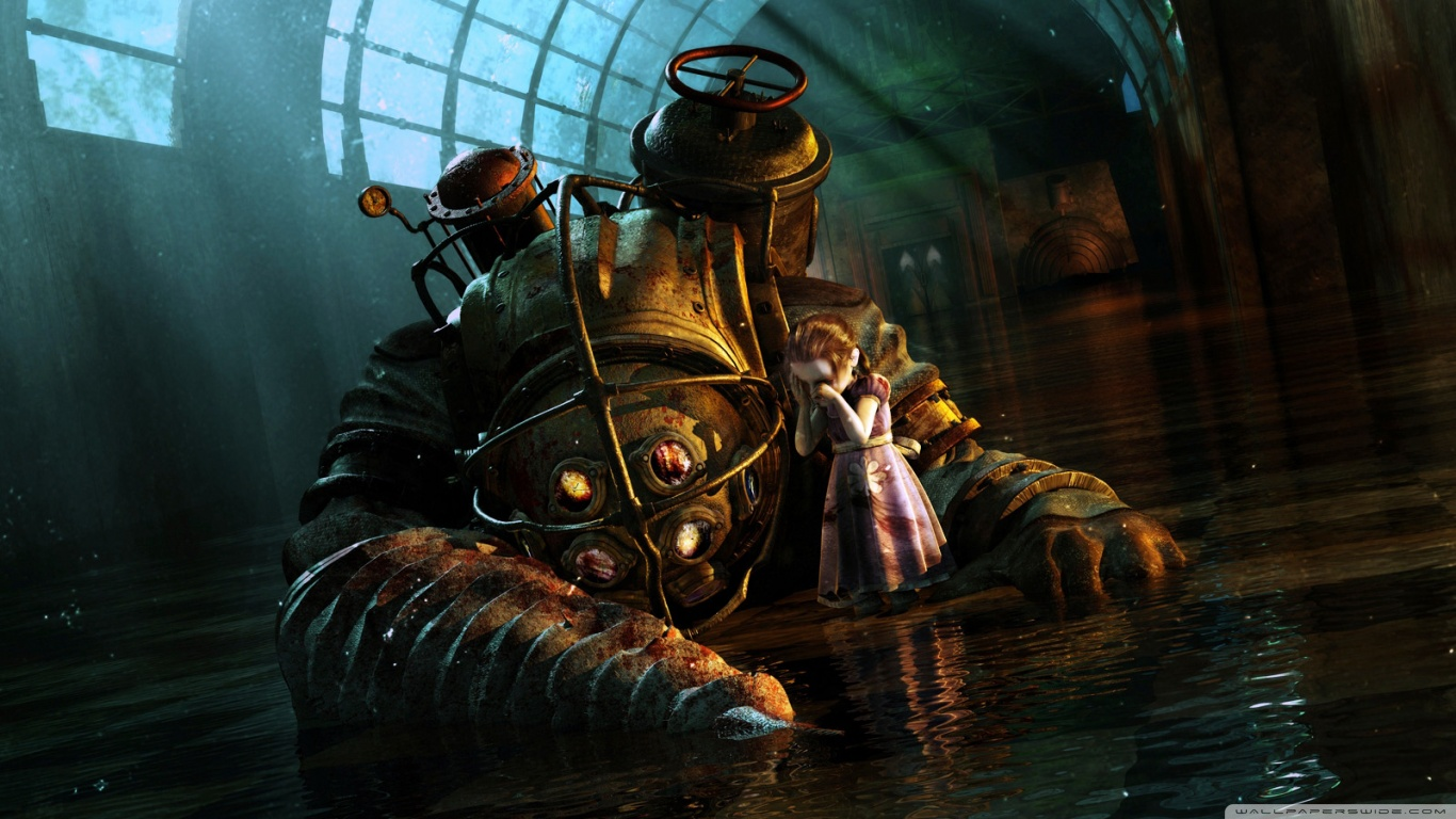 bioshock 2 crack no dvd drive found
