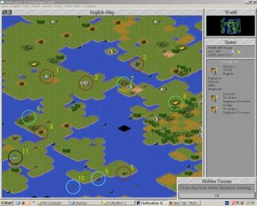 Image result for civilization 2 screenshot